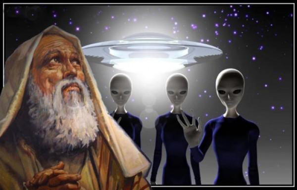 """Elohìm, Ruach, Kavod. Ennesima confutazione dell'ipotesi """"aliena"""" di Biglino/Sitchin"""