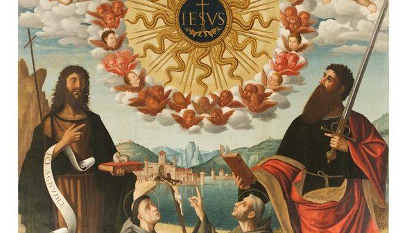 Il santo e sacro Nome di Gesù (di Cosmo Intini)
